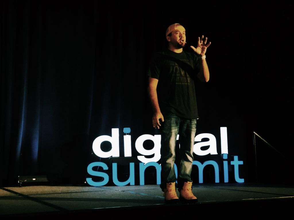 Brian Fanzo, Digital Summit, Chicago 2019