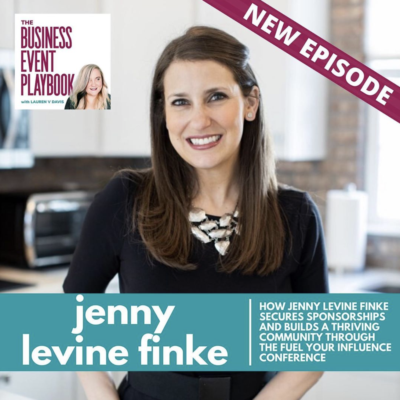 Specifically, building traffic through SEO strategy, and Pinterest, Lauren V. Davis and Jenny Levine Finke talk about how Jenny uses social media strategically to monetize her event and blog.